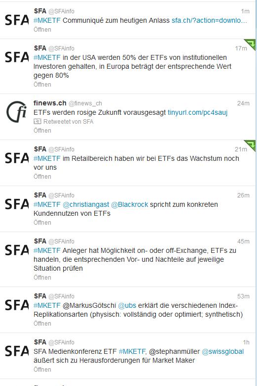 SFA Tweets