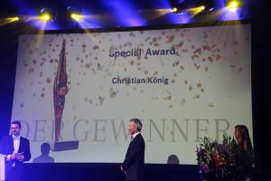 special award ceromony