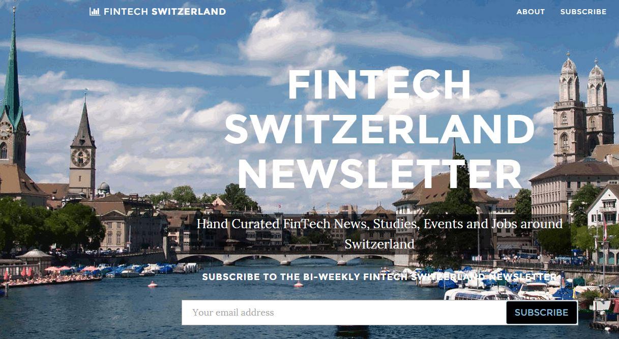 fintech newsletter