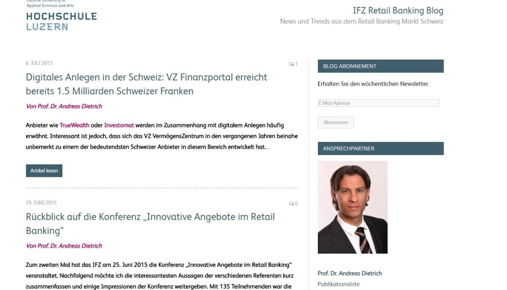 ifz retail banking blog