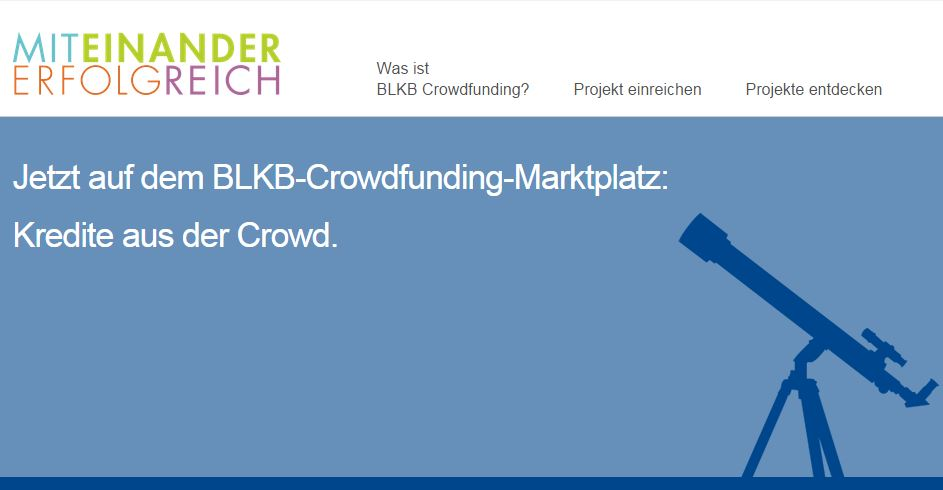 BLKB Crowdlending