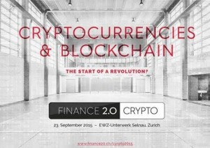 Crypto Konferenz Zürich