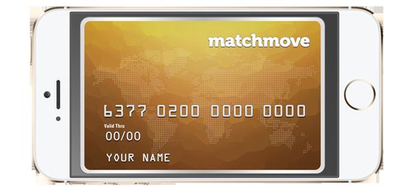 Matchvove Card