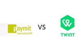 paymit versus twint