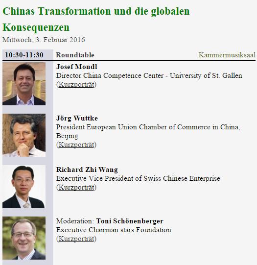 China Transformation Finanzmesse