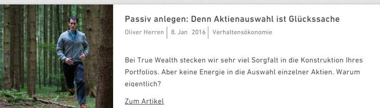 Truewealth Blog