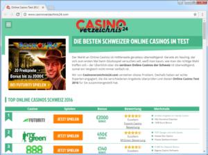 casinoverzeichnis24