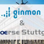 Börse Stuttgart kooperiert mit Ginmon