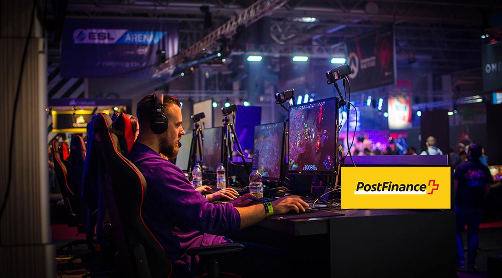 PostFinance gründet professionelles Esports Team