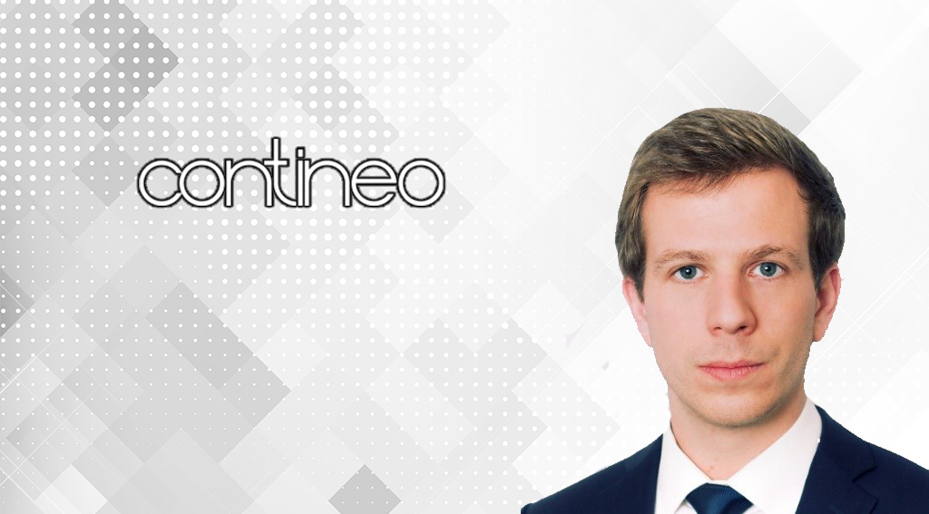 Contineo Hires Benoit Pommier as Head of Sales & Marketing