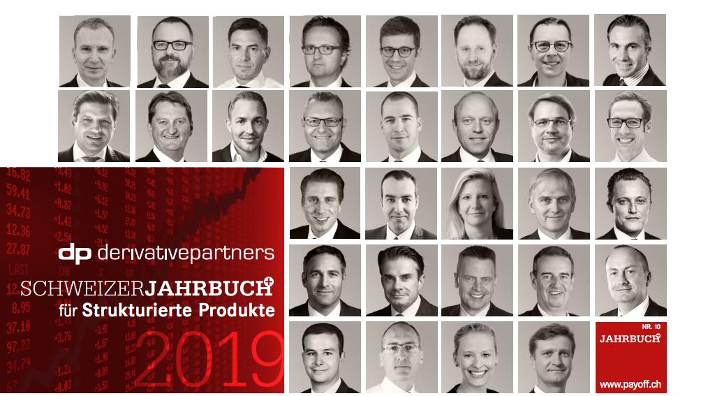 Die 30 Wichtigsten Strukturierte Produkte Köpfe im 2018
