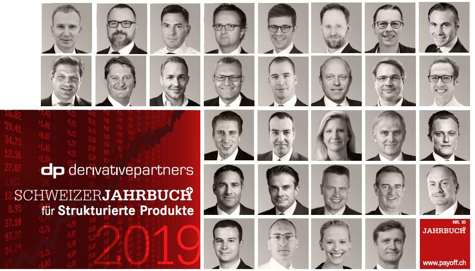 Die 30 Wichtigsten Strukturierte Produtke Köpfe im 2018