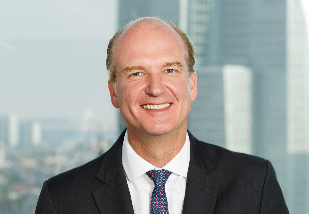 Sebastian Külps, Head of Germany and Austria for Vanguard