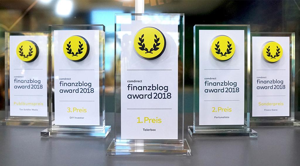 Die Besten Finanzblogs 2019