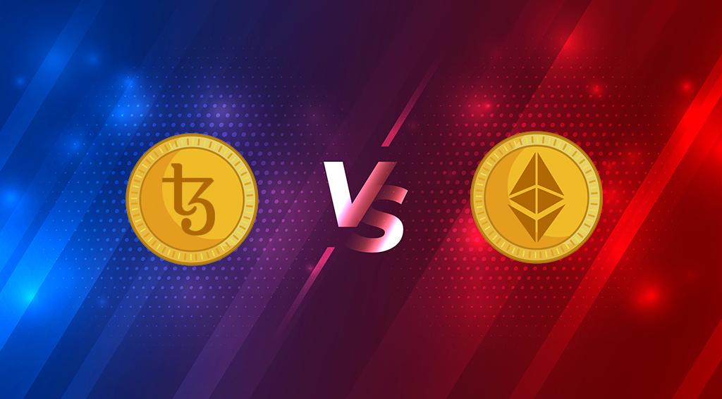 Ethereum vs Tezos – Wer bietet die besseren Smart Contracts