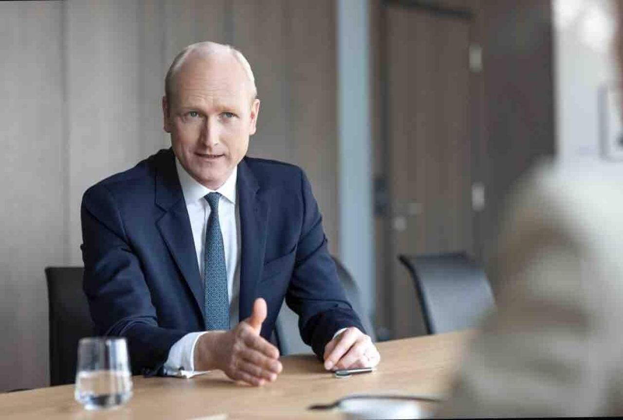 DWS Group ernennt Sven Württemberger zum Vertriebsleiter der DWS in der Schweiz