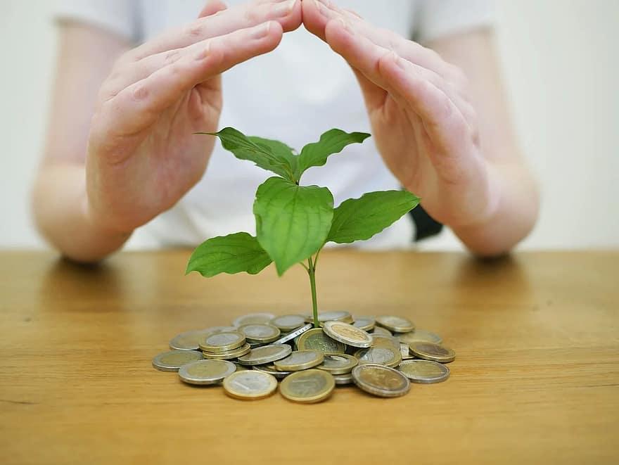 Wie man in schweren Zeiten investieren sollte