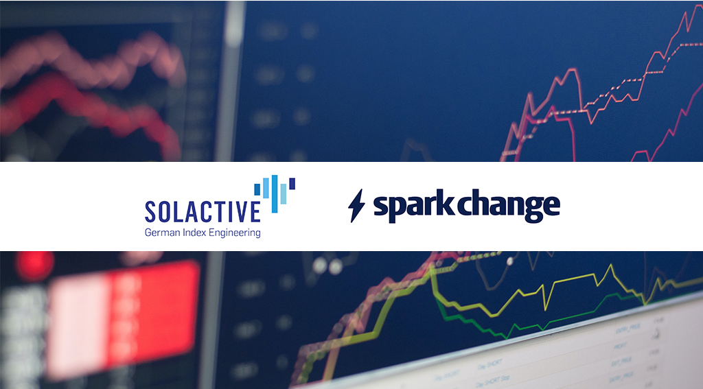 Solactive Acquires Minority Stake in Green Financial Technology Platform Spark Change