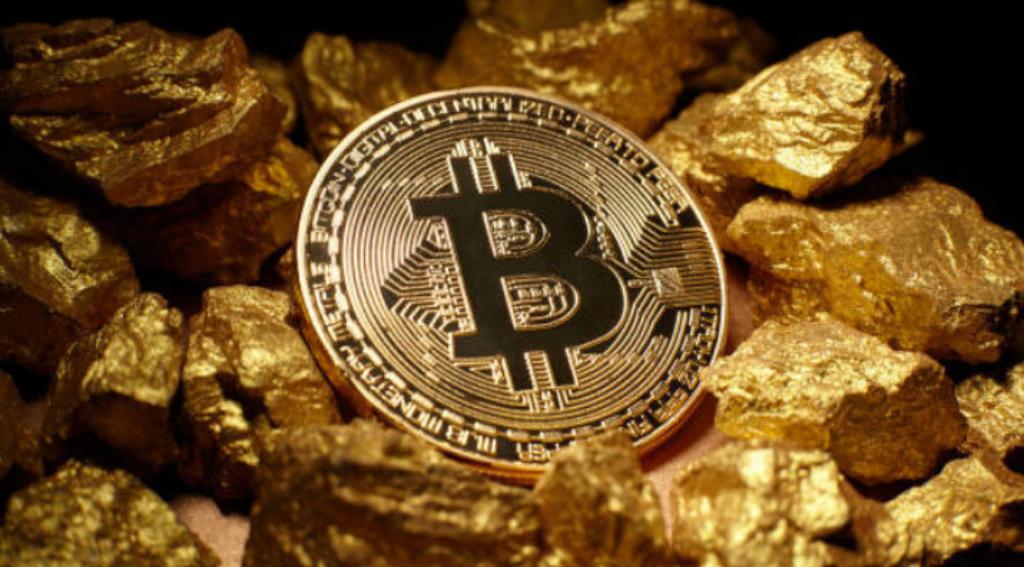 Bitcoin-Höhenflug Wird Die Kryptowährung Eine Gold-Anlage Ersetzen
